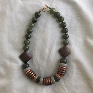 Vintage chunky necklace